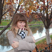 Elena Karlova on My World.