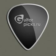 Медиаторы с логотипом на заказ Guitarpicks.ru группа в Моем Мире.