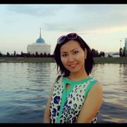 Гулшат Нурмагамбетова on My World.