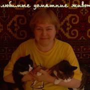 Марина Березовская on My World.